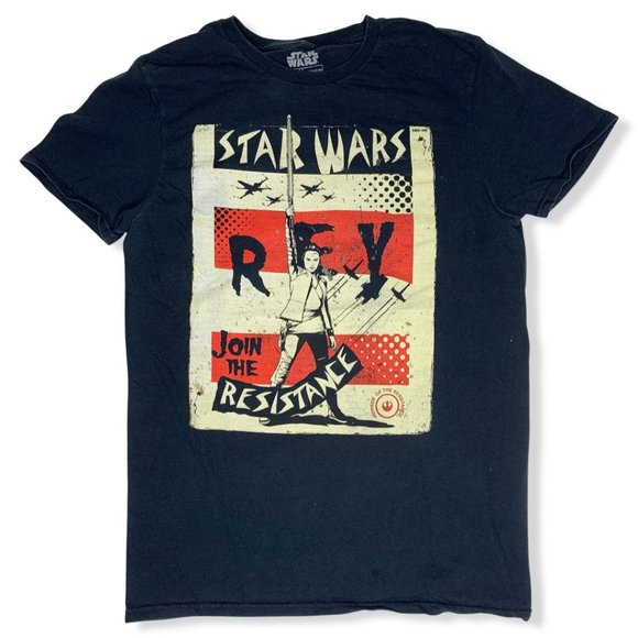 Star Wars Resistance Member T-Shirt Medium